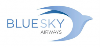 Blue Sky Airways logo