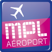 Montpellier Aiport logo